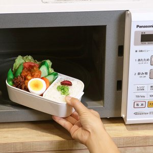 お弁当箱 1段 ランタス 580ml 女子 ランチボックス ( カトラリー付 レンジ対応 食洗機対応 箸&スプーン付 弁当箱 )|colorfulbox|04