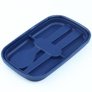 お弁当箱 1段 ランタス 580ml 女子 ランチボックス ( カトラリー付 レンジ対応 食洗機対応 箸&スプーン付 弁当箱 )|colorfulbox|08
