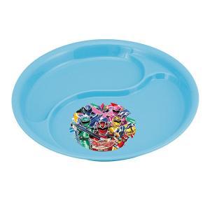 ランチプレート ランチ皿 魔進戦隊キラメイジャー 子供 食器 キャラクター 日本製 ( 仕切り皿 プラスチック 戦隊 ) colorfulbox