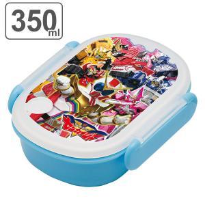 お弁当箱 機界戦隊ゼンカイジャー 小判 1段 ランチボックス 350ml ( ゼンカイジャー 弁当箱 レンジ対応 食洗機対応 子供 ) colorfulbox