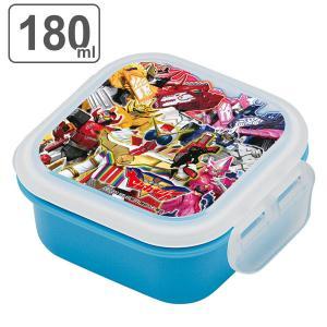 お弁当箱 デザートケース 機界戦隊ゼンカイジャー 180ml 子供 ( ゼンカイジャー 弁当箱 ランチボックス レンジ対応 食洗機対応 ) colorfulbox