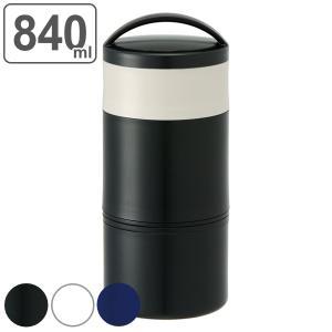 お弁当箱 3段 840ml 保冷麺ランチボックス 縦型 ( 弁当箱 ランチボックス レンジ対応 食洗機対応 三段 )|colorfulbox