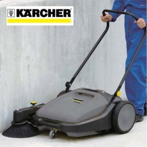 手押し式掃除機 業務用 ケルヒャー スイーパー KM70/20C ( Karcher 清掃機器 業務用 )