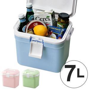 クーラーボックス フラッペ 7L 小型 パステルカラー ( 保冷バッグ クーラーバッグ アウトドア用品 )|colorfulbox