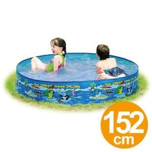 ビニールプール ガーデンプール 直径152cm ( 幼児プール 子供用 家庭用プール )...