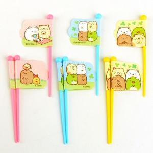 ピック すみっコぐらし キャラクター キャラ弁 ( ピックス お弁当グッズ 子供用 )|colorfulbox