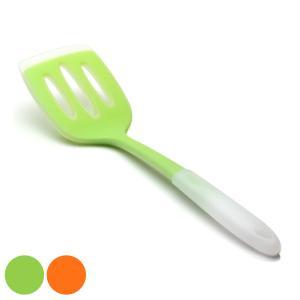 ●耐熱性に優れ、調理の音も静かです。●食材や鍋・フライパンを傷めません。●返しやすく、丈夫で清潔。●...