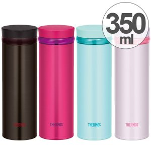 水筒 サーモス(thermos) 真空断熱ケータイマグ 直飲み 350ml JNO-351 ( 軽量 ステンレスボトル マグ )|colorfulbox