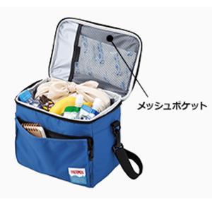 クーラーバッグ サーモス(thermos) ソフトクーラー REF-005 約5L ( 保冷バッグ クーラーボックス )|colorfulbox|04