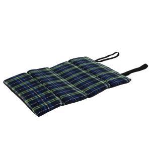 レジャークッション タータンチェック おでかけ座布団 ( 折りたたみ 携帯用 マット )|colorfulbox|06