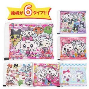 保冷剤 6連パック たまごっち 子供用 キャラクター|colorfulbox
