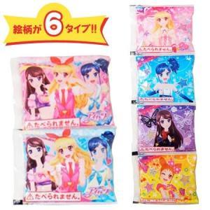 保冷剤 6連パック アイドルカツドウ! 子供用 キャラクター ( アイカツ! お弁当グッズ )|colorfulbox