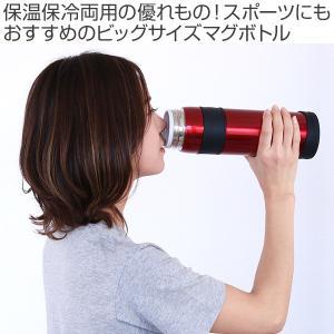 水筒 ビッグマグボトル 直飲み フォルテック・スピード 1L スポーツボトル ステンレス製 ( ステンレスボトル 保温 保冷 マグボトル )|colorfulbox|02