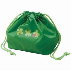 お弁当袋 ランチ巾着 てんとう虫 ( 給食袋 ランチボックス巾着 )|colorfulbox