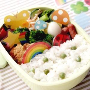 バラン わくわくバラン 16枚入り お弁当グッズ ( キャラ弁 デコ弁 子供用 )|colorfulbox