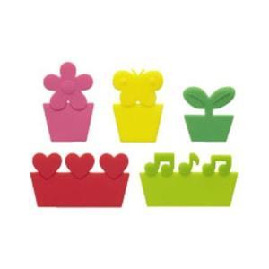 バラン ハッピーシリコン( お弁当グッズ キャラ弁 ) colorfulbox 02