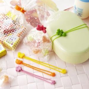 シリコン輪ゴムセット ( お弁当グッズ )|colorfulbox