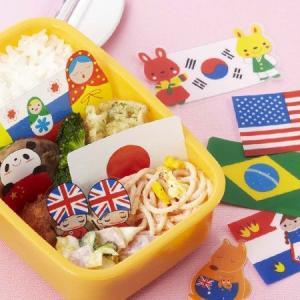 バラン 国旗 ( バランセット キャラ弁 )|colorfulbox