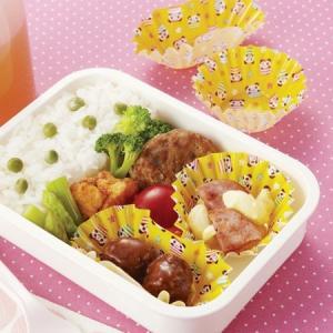 お弁当カップ おかずカップ るんるんパンダ 抗菌カップ ( お弁当グッズ キャラ弁 おかずケース )|colorfulbox