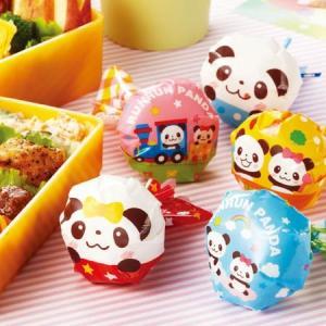 おにぎりラップ へんしんおにぎりラップ るんるんパンダ 子供用 キャラ弁 ( お弁当グッズ おむすびラップ デコ弁 )|colorfulbox