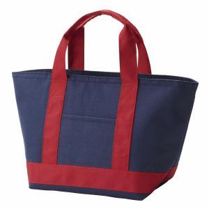 アウトドアや毎日のお弁当など、持ち運びに便利な保冷タイプのランチバッグです。内側は耐水性生地を使用し...