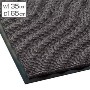 吸水性と除塵性能を両立したハイグレードマットです。極細繊維とヘタリに強い極太繊維のセット糸を交植する...