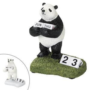 デスクトップカレンダー パンダ