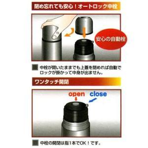 【ポイント最大26倍】水筒 ステンレスボトル ワンダーボトル 0.5L( コップ付 保温・保冷 )|colorfulbox|03