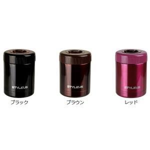 保温弁当箱 スープジャー スタイラス フードポット 保温 保冷 ステンレス製 320ml ( お弁当箱 ランチジャー スープポット )|colorfulbox|02