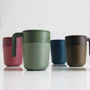●ドリッパーやティーポットを使わずに、手軽に一杯分のコーヒーや紅茶を淹れることができます。 ●そのま...