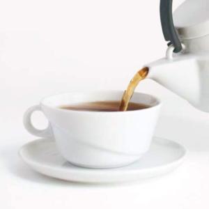 キントー KINTO ティーカップ カップ&ソーサー RIDGE 磁器製 ( コップ コーヒーカップ 洋食器  )|colorfulbox