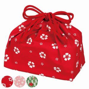 お弁当袋 HAKOYA ちよがみ 巾着袋 ( 弁当包み 和風 レトロモダン )|colorfulbox