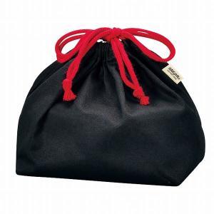 お弁当袋 HAKOYA 桜子 巾着袋 ( 和風 和モダン シンプル )|colorfulbox