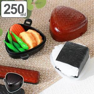 お弁当箱 HAKOYA あじろおにぎりBOX 250ml ( 和風 和柄 ランチボックス )|colorfulbox