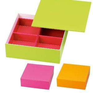 お弁当箱 ランチボックス HAKOYA 松華堂|colorfulbox