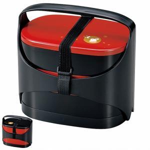 お弁当箱 ファミリー手提弁当 お重 HAKOYA 2310ml 3段 大容量 ( ランチボックス 行楽 和風 )|colorfulbox