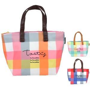 ランチバッグ 保冷 La Palette ラ・パレット トート型 ( トートバッグ 保冷バッグ お弁当バッグ )|colorfulbox