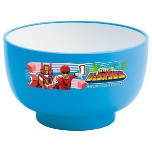お椀 汁碗 茶わん 動物戦隊ジュウオウジャー 子供用 キャラクター ( 茶碗 子供用食器 ) colorfulbox