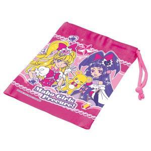 コップ袋 魔法つかいプリキュア! 子供用 キャラクター ( 子供用 給食 袋 )|colorfulbox
