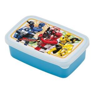 キャラクター ランチボックス 角型 特命戦隊ゴーバスターズ 子供用 colorfulbox