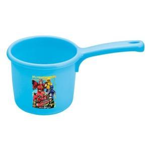 ■在庫限り・入荷なし■キャラクター 子供用手おけ 特命戦隊ゴーバスターズ ( 手桶 洗面器 ) colorfulbox