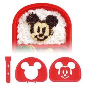 ふりかけプレート ミッキーマウス キャラクター ( お弁当グッズ キャラ弁 )|colorfulbox
