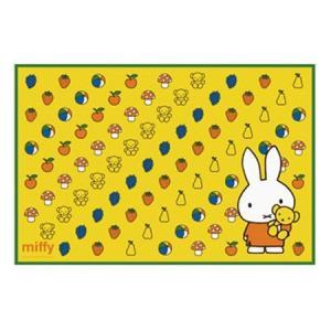 レジャーシート S ミッフィー 子供用 キャラクター ( ピクニックシート レジャーマット 敷物 )|colorfulbox