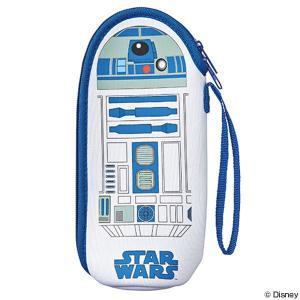 ペットボトルカバー カバー ストラップ付き スターウォーズ STAR WARS R2D2 500ml用 ( ボトルカバー ペットボトルケース)【starwars_y】|colorfulbox