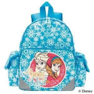 リュックサック アナと雪の女王 子供用 バッグ 保冷 リュッ...