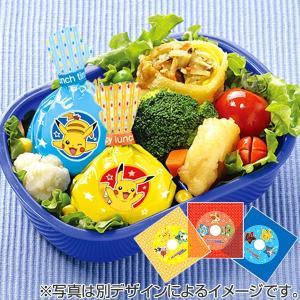 おにぎりラップ ポケットモンスターXY キャラクター 子供用 キャラ弁 ( おむすびラップ お弁当グッズ デコ弁 ポケモン )|colorfulbox
