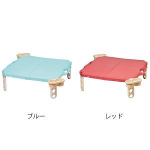 【ポイント最大26倍】ピクニックテーブル レジャーテーブル 連結可能 カップホルダー4人分付き ( 折りたたみ テーブル アウトドア )|colorfulbox|03