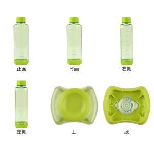 水筒 プラスチック ブロックスタイル アクアボトル 1L ウォーターボトル ( プラスチック製 スポーツボトル 直飲み ダイレクトボトル ) colorfulbox 05