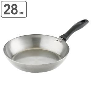 鉄フライパン IH対応 匠の技 28cm ( 鉄製 日本製 ガス火対応 )
