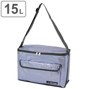 クーラーバッグ アクアクーラー ブルー 15L アルミ ( ソフトクーラー 保冷バッグ クーラーボックス )|colorfulbox